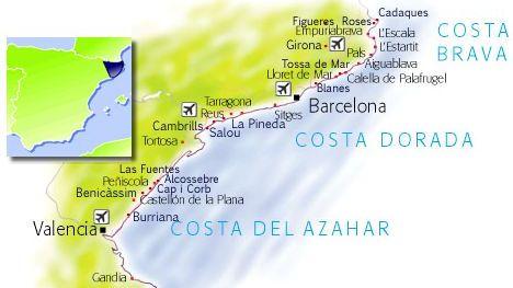 Costa Dorada Guide
